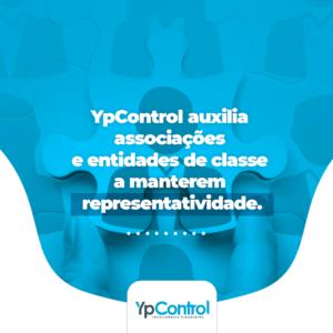 YpControl auxilia associações e entidades de classe a manterem representatividade